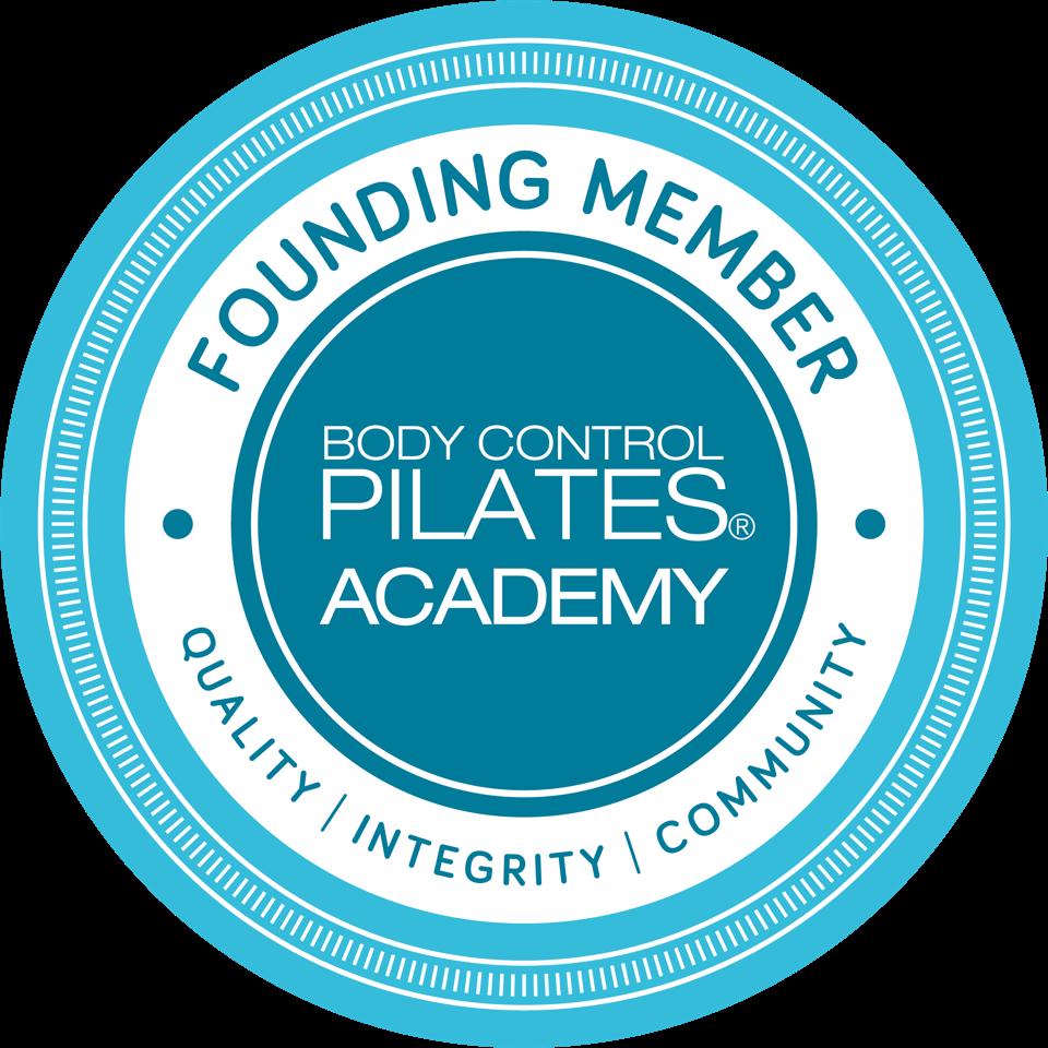 Body Control Pilates Academy Founding Member